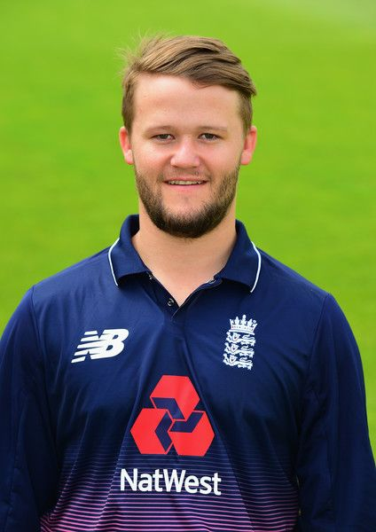 Ben Duckett of England Lions during the England Lions Nets session at Trent Bridge on May 31, 2017 in Nottingham, England.