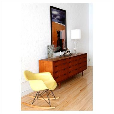 114 best Eames Rocking Chair Tribute images on Pinterest | Eames ...