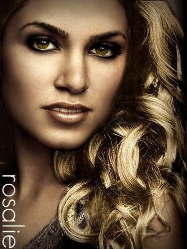 The Beautiful Rosalie Cullen from Twilight...