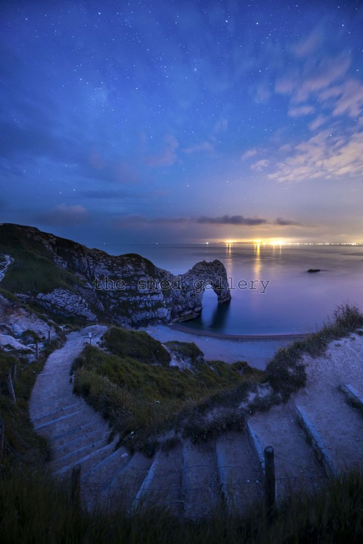 Durdle Door - Photography by Ollie Taylor - The Shed Gallery