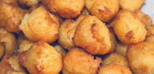 TUTTI INSIEME: bignè di patate