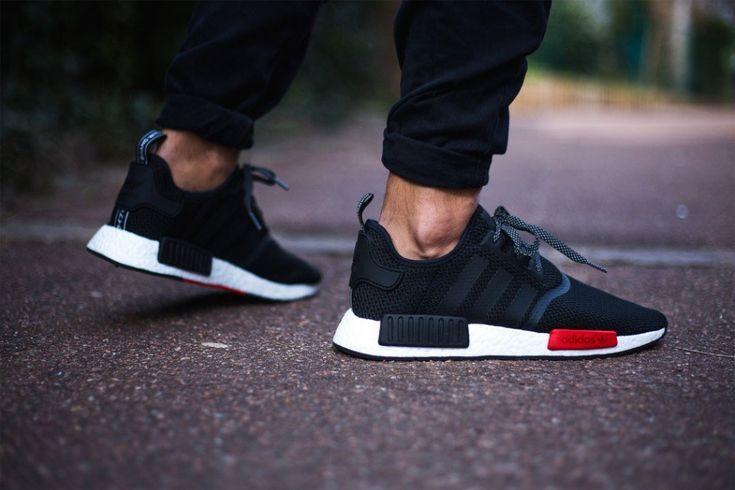 adidas-nmd-r1-footlocker #sneaker