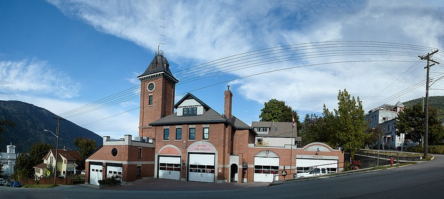 No. 1 Fire Hall | Nelson, British Columbia, Canada   by homeiss, via Flickr