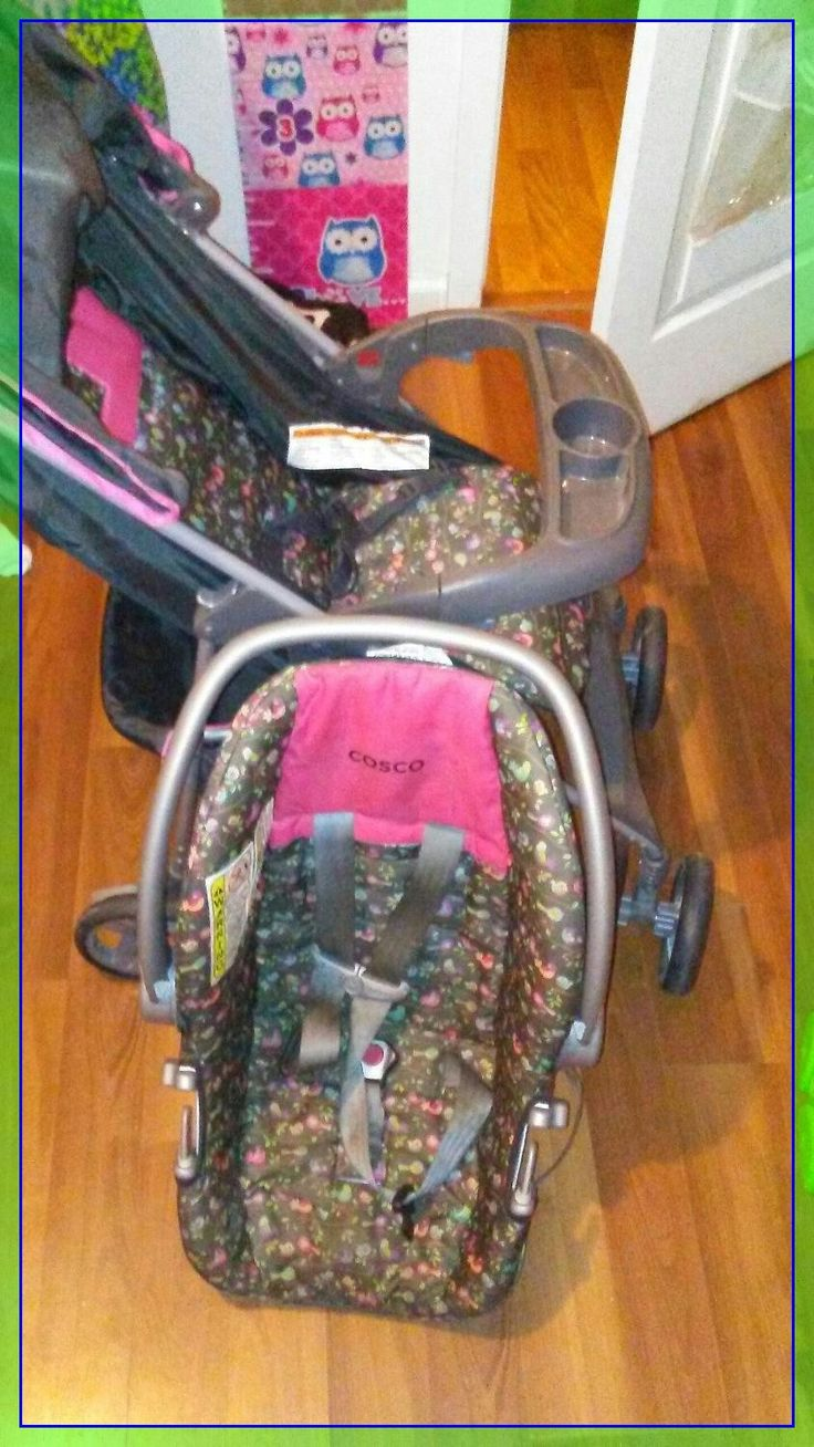 59 reference of cosco car seat and stroller combo di 2020