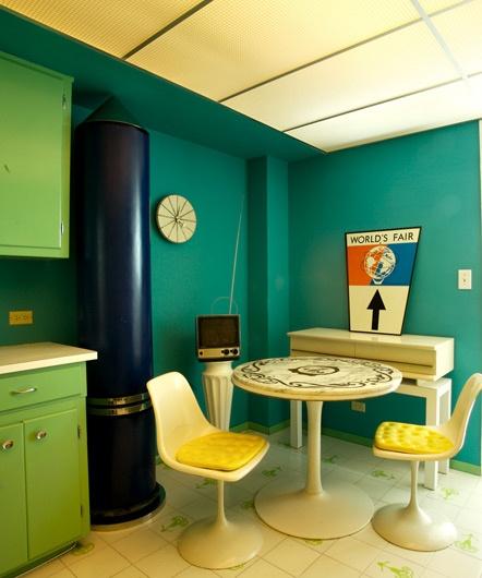 Keni Valenti's Miami Beach apartment