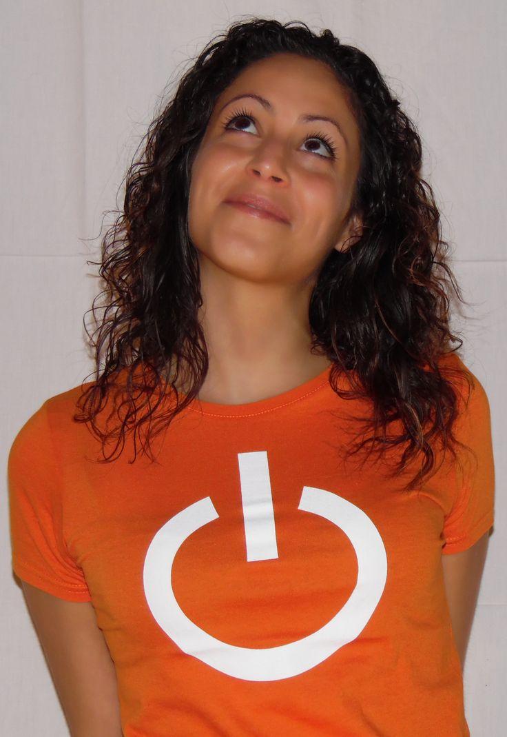 stand by orange pumpkin