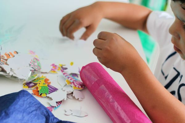 Make a Telescope Craft - In The Playroom