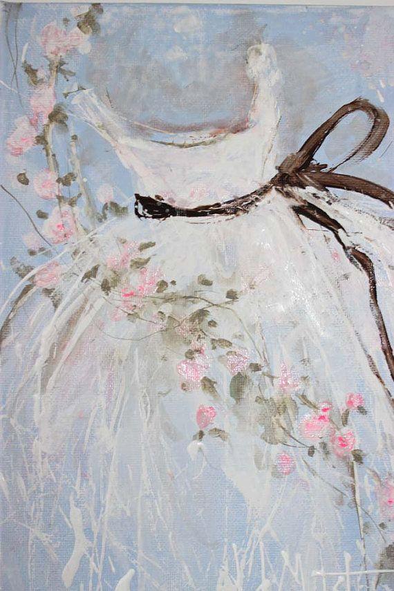 original tutu pink roses ballerina ballet dress soft by fadedwest, $29.00