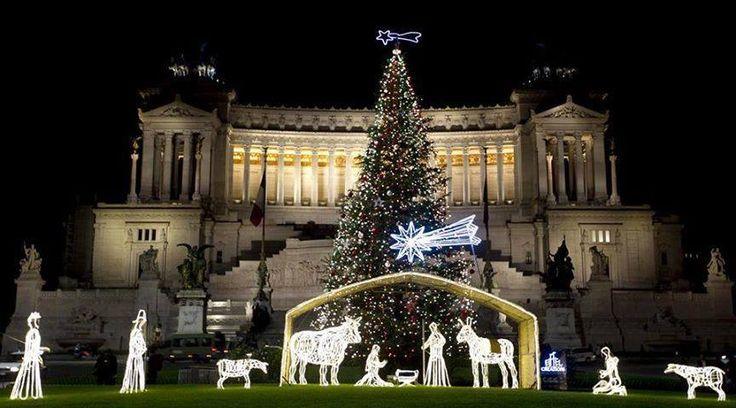 Xmas in Roma