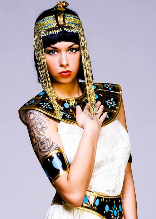 Egyptian Cleopatra Head Piece [BA1064] - Struts Party Superstore