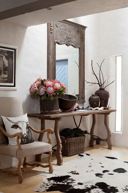 Roses and Rust: Afro-French Style