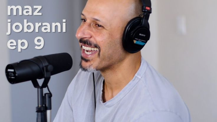 comedian maz jobrani on fleeing iran, trump, and being famous while livi...