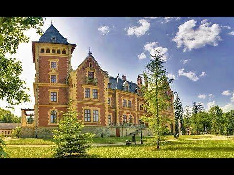 Kastélyhotel Sasvár Resortban Parádsasvár - YouTube