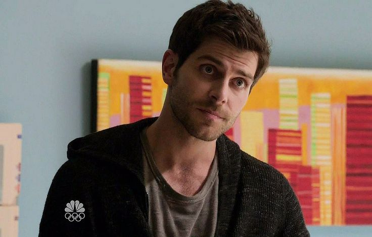 David Giuntoli as Nick Burkhardt in Grimm, Season 1, Episode 3 - A Dish Best Served Cold
