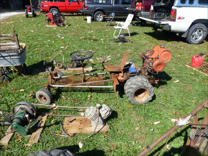 1965 Gravely 4 Wheel Tractor : Images about gravely tractors on pinterest antiques