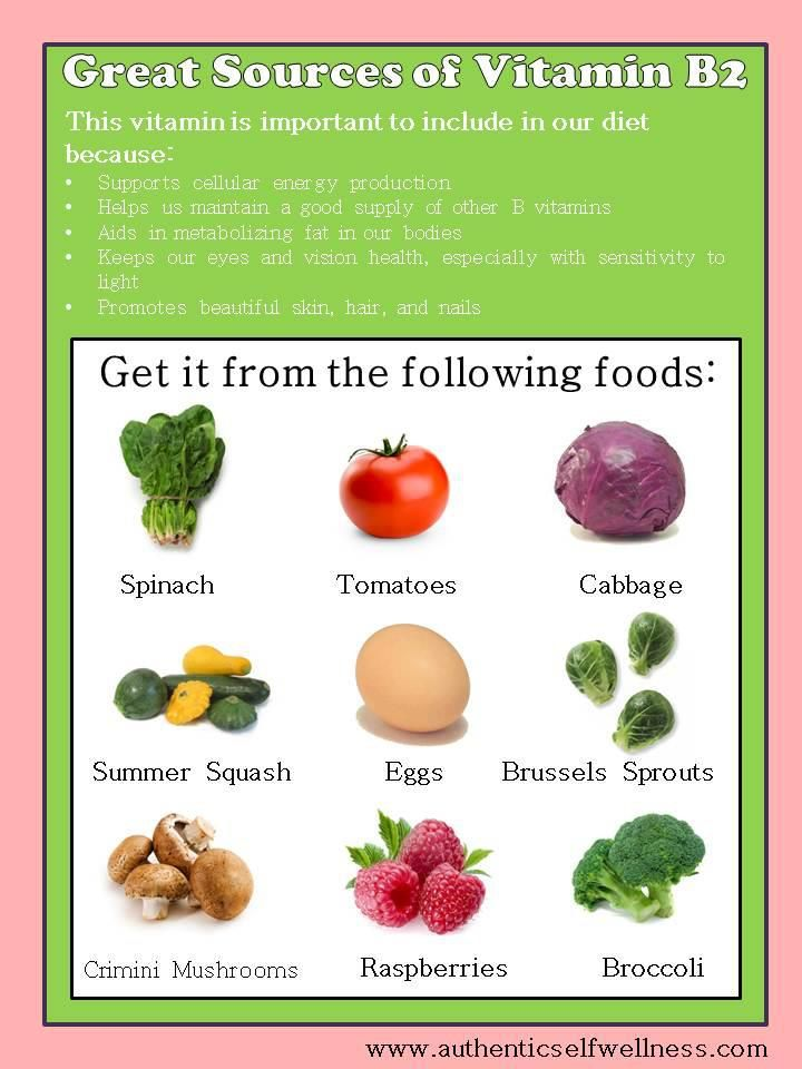 Vegetarian Foods High In Vitamin B
