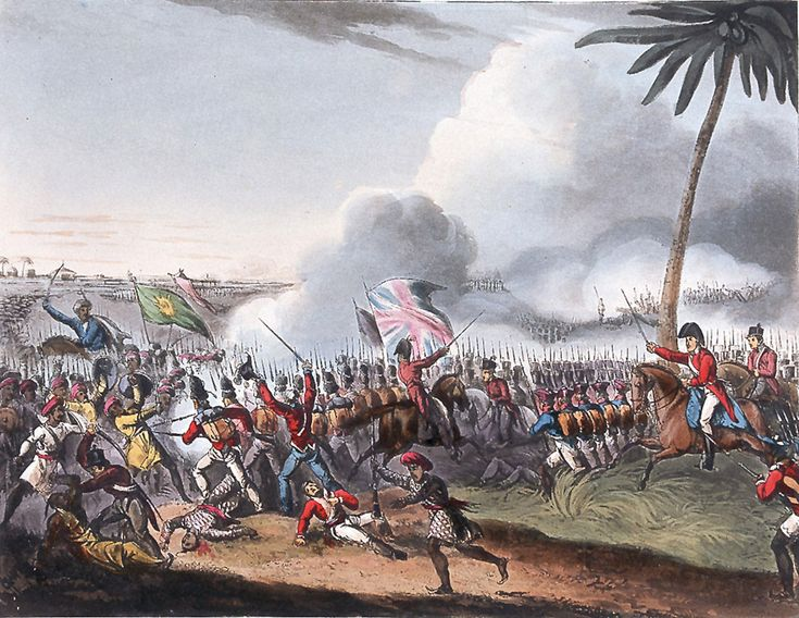 anglo mysore wars The anglo–mysore wars were a series of four wars fought in india over the three  decades of the 18th century between the british east india company and the.