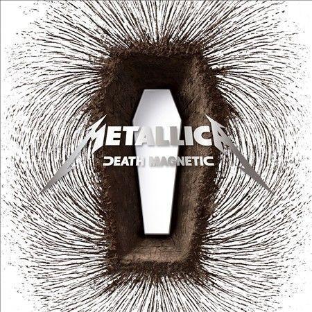 Metallica Death Magnetic Music CD NEW Sealed  #HardRock