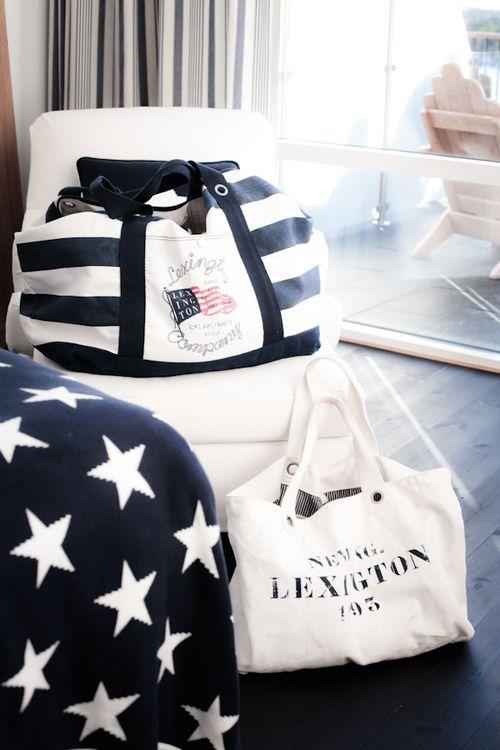 Lexington Miami Beach Bag bei home go lucky: www.homegolucky.com/serie/lexington-miami-beach-bag-sale #SALE