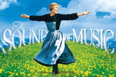: Families Movies, Motion Pictures Soundtrack, Sound Of Music, Favorite Things, Anniversaries Editing, July Andrew, Favorite Movies, Classic Movies, 45Th Anniversaries