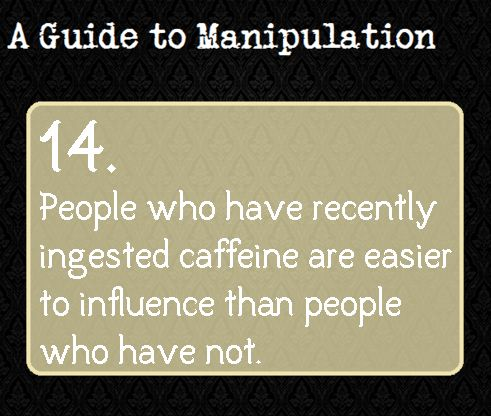...another reason I don't drink caffeinated anything.