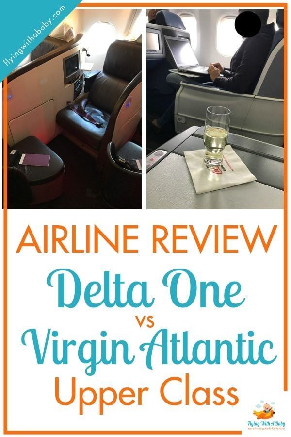 Delta One Business Class vs Virgin Atlantic Upper Class Review