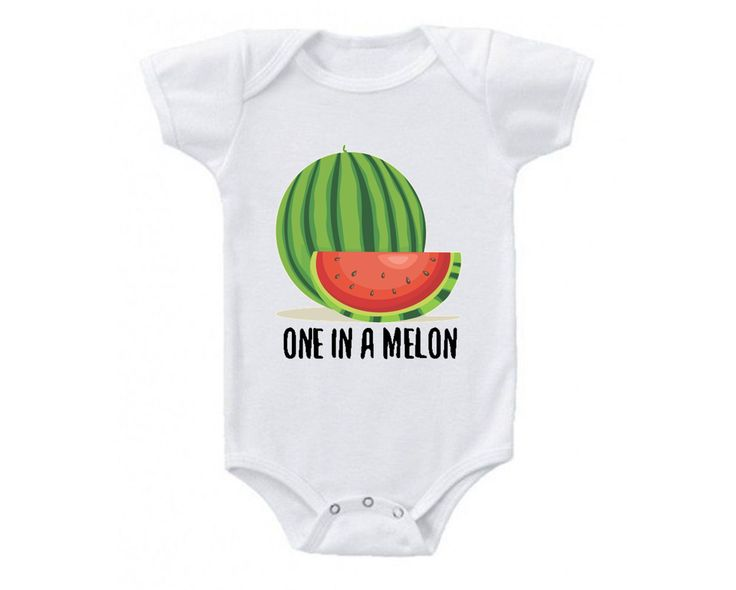 One In A Melon Sweet Baby Bodysuit Onesie Tropical Watermelon Hawaiian Romper Trendy Baby Clothes, Infant Coming Home Outfit, Hipster Baby Clothes, Baby Boy Clothes, Baby Girl Clothes, Unisex Baby Clothes, Newborn Baby Clothes, Personalized Baby Outfits, Custom Baby Clothes, Baby Shower Gifts, Newborn Baby Clothes, Cute Baby One Piece Outfits, Baby Rompers, Toddler Clothes, Kids Baseball Raglan Shirts, Funny Unique Designs