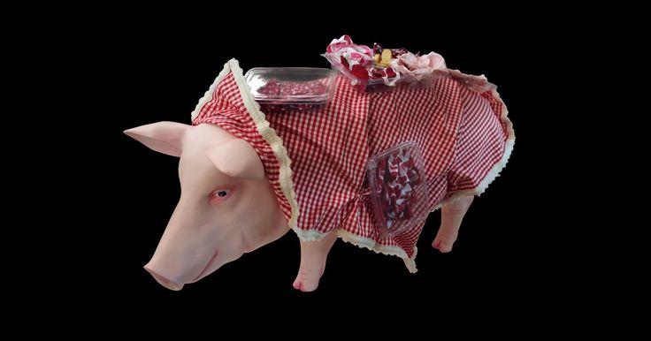Del maiale non si butta via niente - Mariarosa Praga