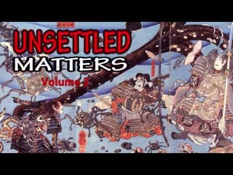 Patrick McCarthy karate - Vol-2 Unsettled Matters #2