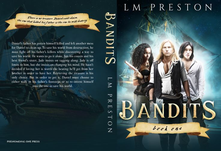 Full book cover of BANDITS