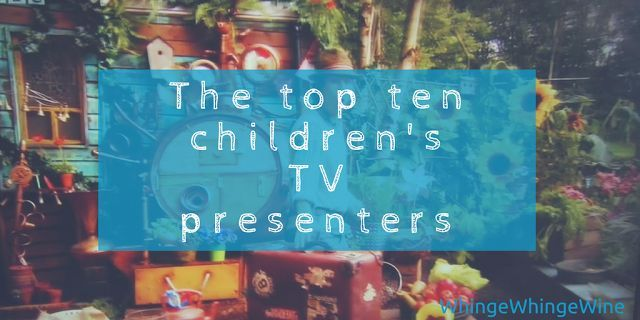 So according to Families UK, the children's TV presenters which mums are most likely to have a crush on, as voted for by apparently sex-starved, desperate mothers across the UK were these:   1) Dr Ranj Singh 2) Ben Faulks (Mr Bloom) 3) Andy Day 4) Justin Fletcher (Mr Tumble) 5) Curtis Angus (Milkshake presenter) 6) Derek Moran (Milkshake presenter) 7) Ben Cajee (CBeebies presenter) 8) Karim Zeroual (CBBC presenter) 9) Alex Winters (CBeebies presenter) 10) Phil Gallagher (Mister Maker)
