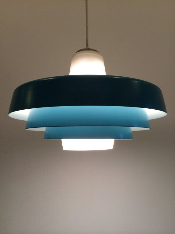 Buy Wonderful turquoise lamp from Lyfa by deerstedt. Explore more products on http://deerstedt.etsy.com