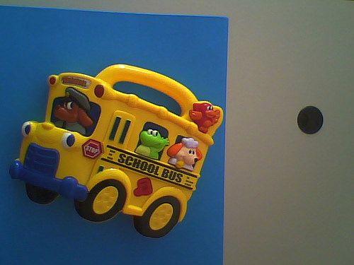 5741 - € 6,5 - Gioco Scuolabus
