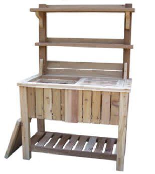 4' Potting Bench