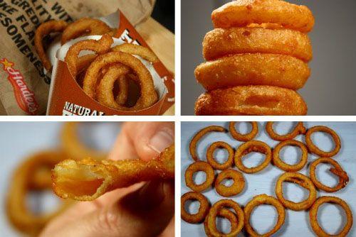 Fast Food Onion Ring Roundup: Burger King vs. Hardee's vs. Jack in the Box vs. Sonic