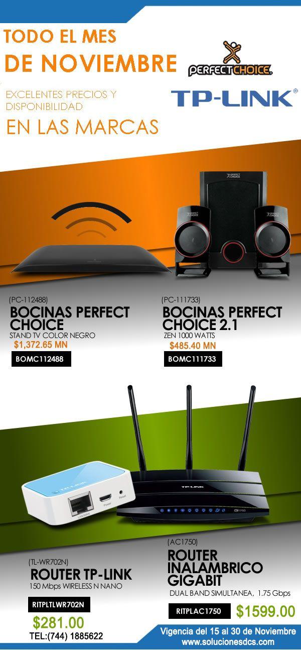 Promociones Equipo de Computo de la Segunda Quincena de Noviembre