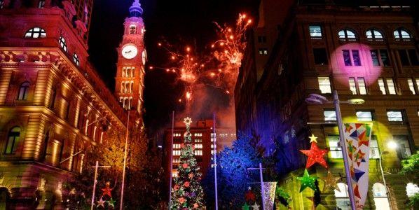 Christmas in Sydney   Martin Place Children's Concert & Tree-Lighting Celebration