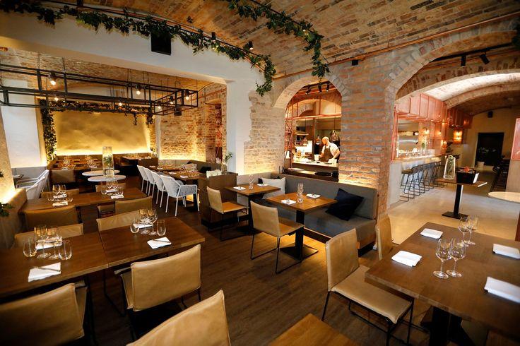 Den nye restauranten Fyr Bistronomi byr på vakre retter og deilig mat.