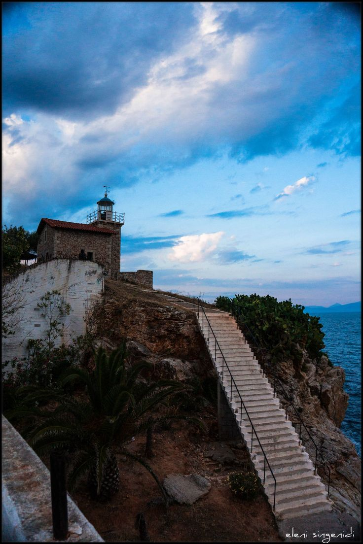 on my way to the lighthouse - Astros - Kynouria - Peloponnese - Greece