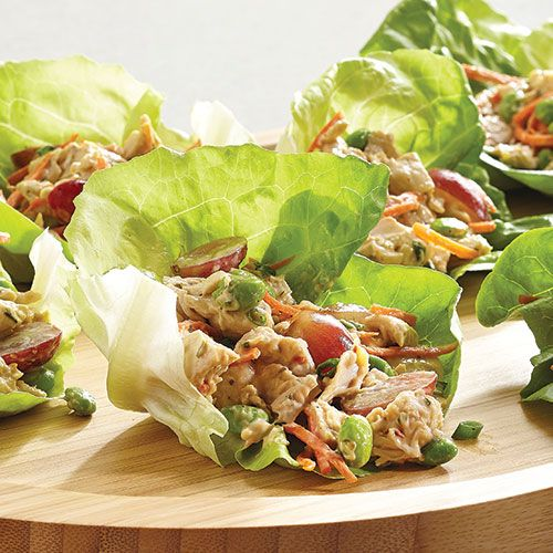 Ginger Citrus Chicken Lettuce Wraps - The Pampered Chef®