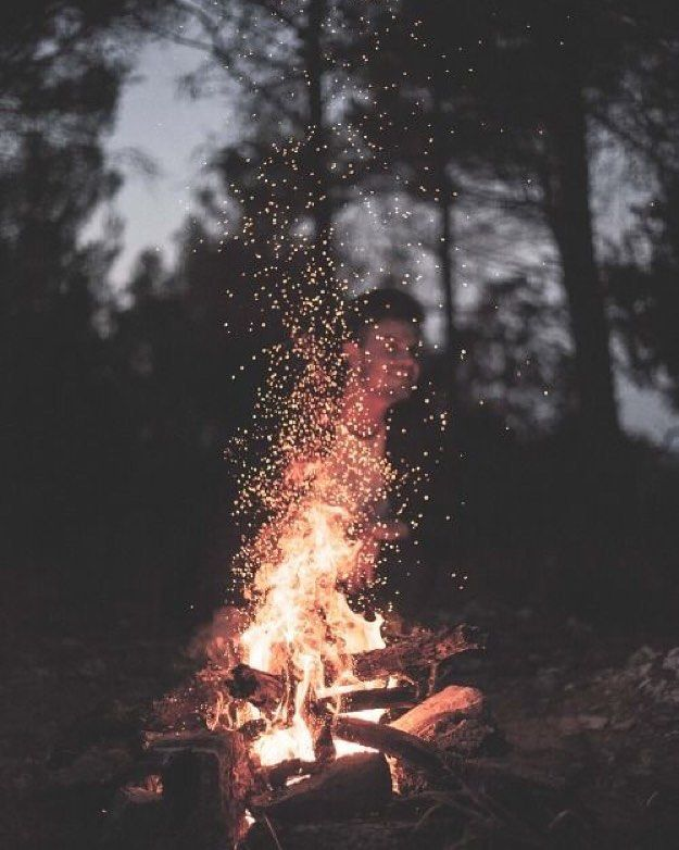Campfire cooking delivers a flavor in your food that you can't find anywhere…
