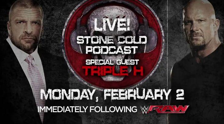 Steve Austin's Live Podcast Returning to the WWE Network - http://www.wrestlesite.com/wwe/steve-austins-live-podcast-returning-wwe-network/