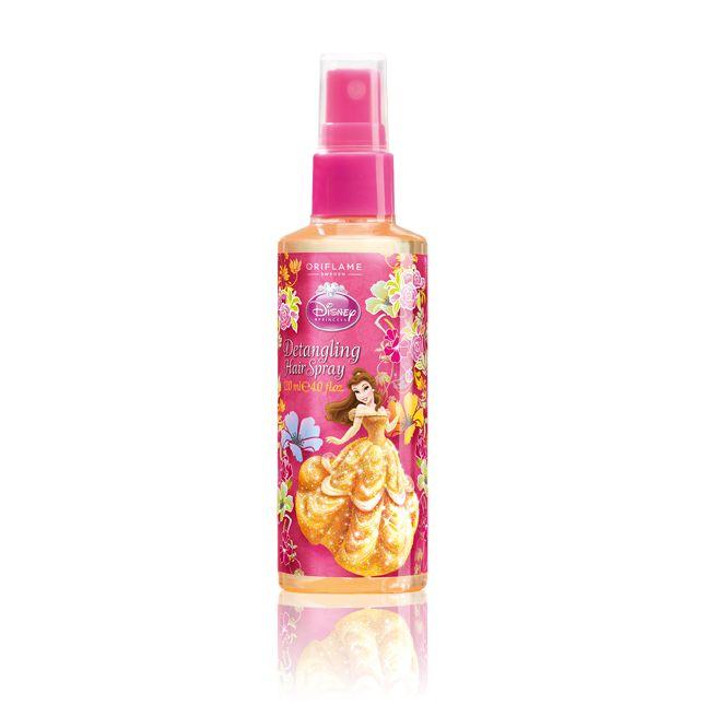 Disney Princess -hiusten selvityssuihke #oriflame