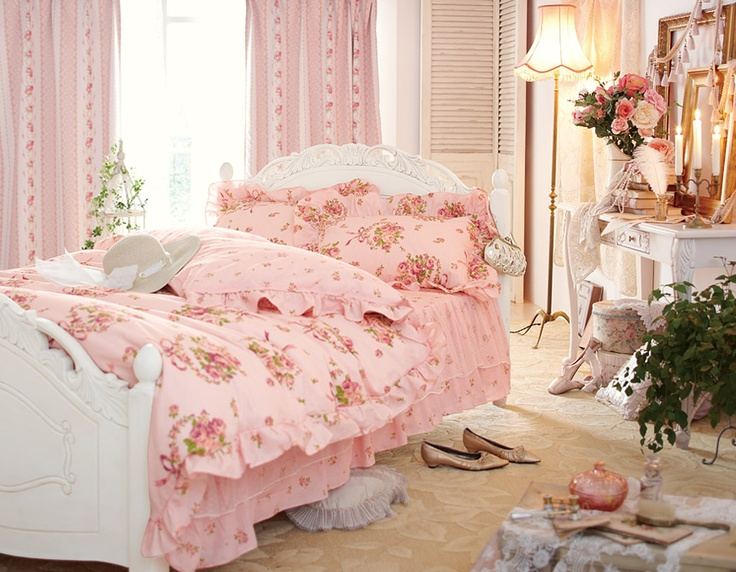 1000 images about interior design decor on pinterest for Pink princess bedroom