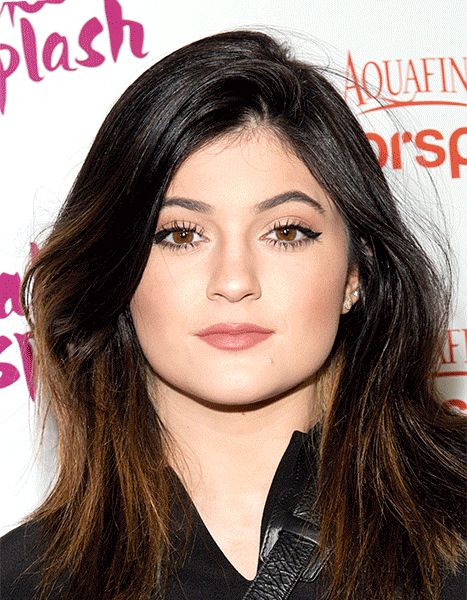 Kylie Jenner's Lip Evolution: How They've Changed in 2014 Via GIF - Us Weekly