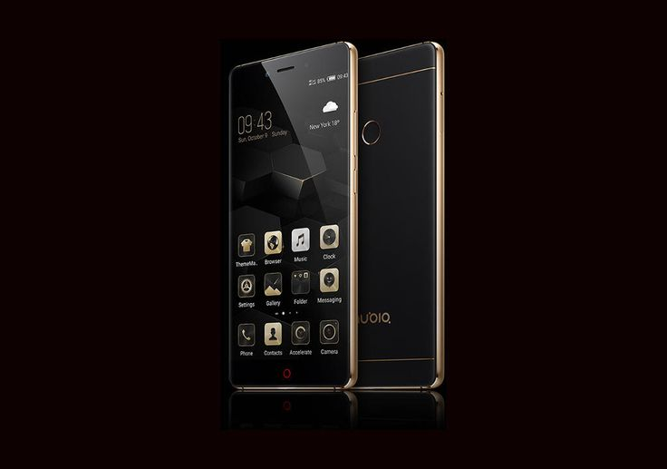 Nubia Z11 with Qualcomm® Snapdragon™ 820 processor & 6GB RAM, 16 MP Rear Camera | Price | Specifications