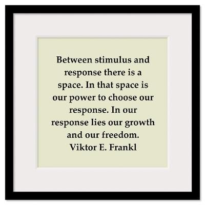 Viktor Frankl - Mans Search for Meaning....the book that has inspired me more than any other.
