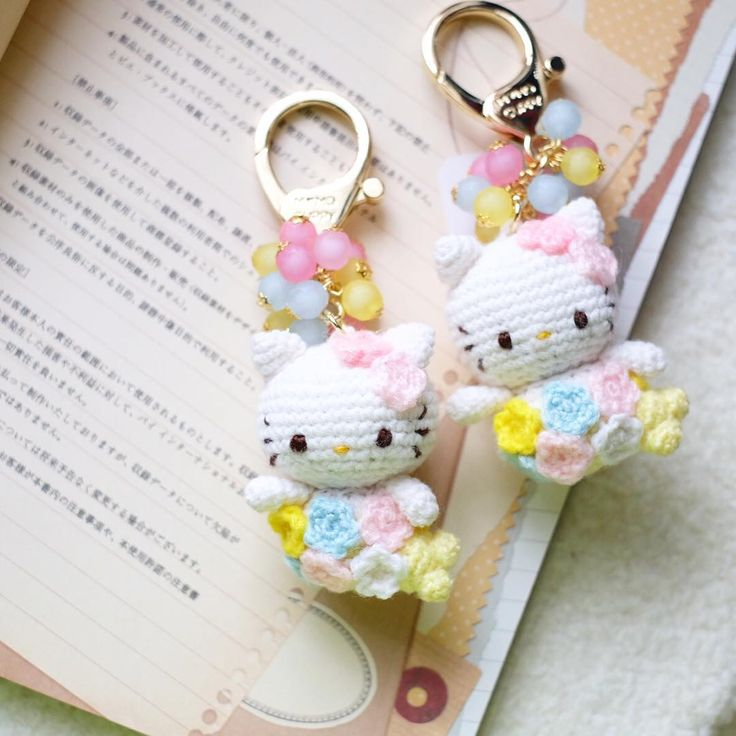 hello kitty mermaid keychain  contact us for more details