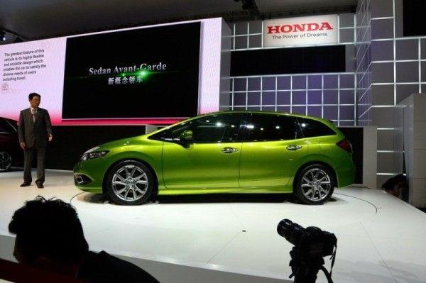 2014 Honda Jade Release