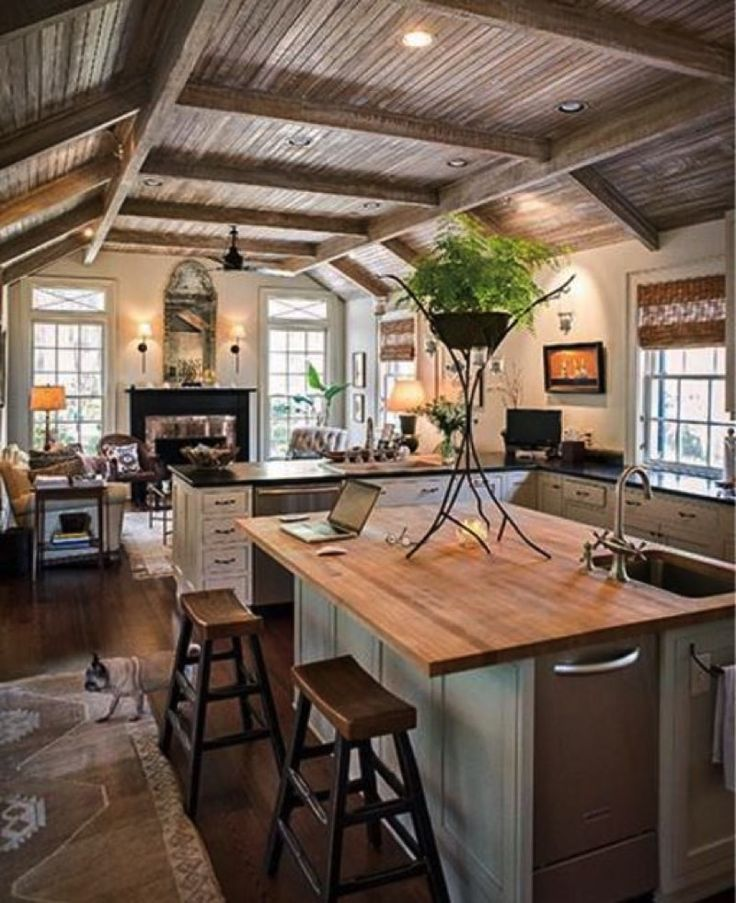 Renovated Barn Homes: Rustic Barns & Homes